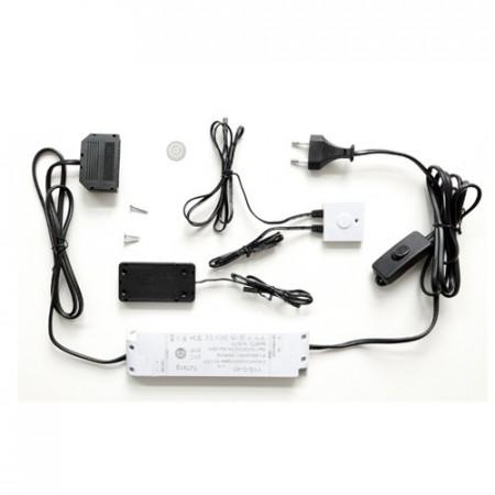 BELEUCHTUNG von MCA Dimm & Touchschalter komplettes Anschluss-Set