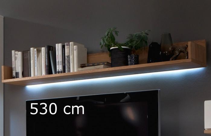 BELEUCHTUNG von MCA Set-8 LED Band ca 530 cm inkl Trafo und Zuleitung