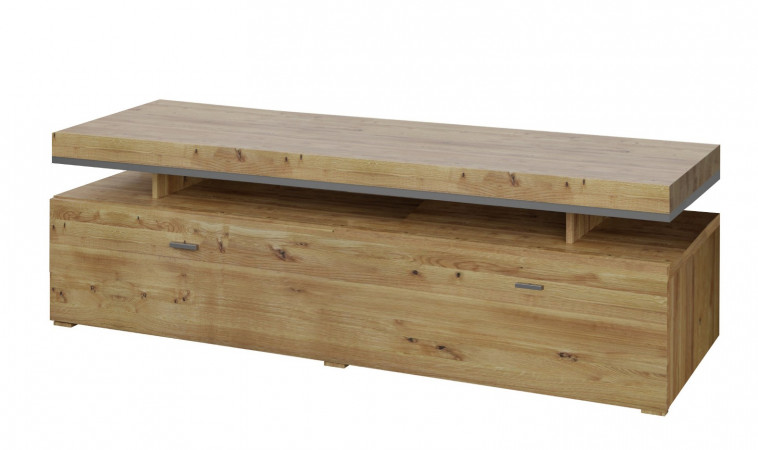 basel tv lowboard 140 cm 1 sk asteiche teilmassiv kaufen m bel shop empinio24. Black Bedroom Furniture Sets. Home Design Ideas