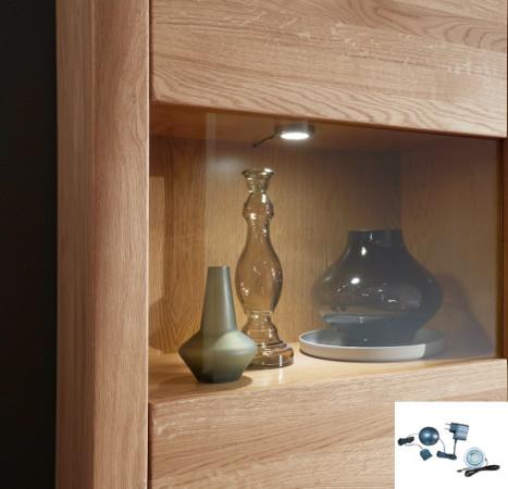 LED-Unterbau-Beleuchtung für Vitrinen und Schränke