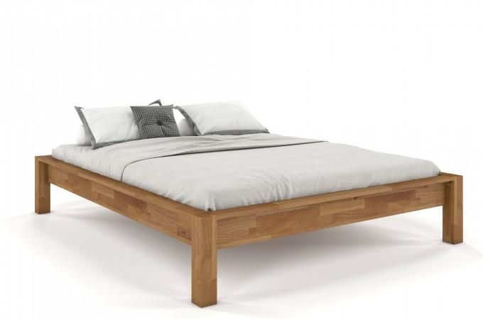 Doppelbett Eiche massiv Liegefläche 180x200 Siena
