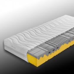 7-Zonen Kaltschaum Matratze, Höhe 22 cm in H2 oder H3 GARDO