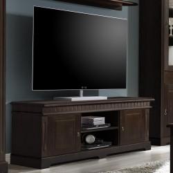 CORDOBA Lowboard 2-trg TV-Kommode Kiefer massiv kolonial lackiert