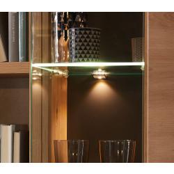 BELEUCHTUNG 1er Set LED Kombi Clip Zeta 3S Glaskantenbeleuchtung