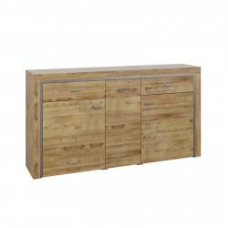 BASEL Sideboard mit 3 Türen aus Asteiche