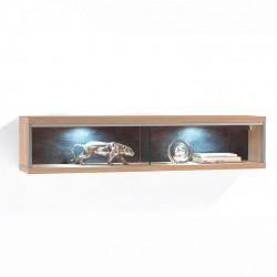 ESPERO von MCA Wandregal 124 cm Asteiche BIANCO
