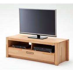 FARO TV-Lowboard 1-Sk. Kernbuche massiv