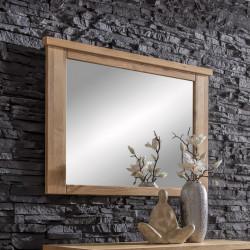 TORONTO Wandspiegel Asteiche teilmassiv geölt