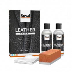 ROYAL FC-Leather Care Kit 3in1 2x150ml Lederpflege