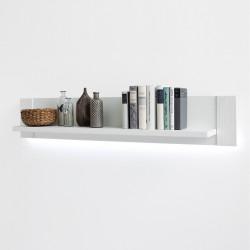 LA PALMA von MCA Wandboard 135 cm Kiefer weiß