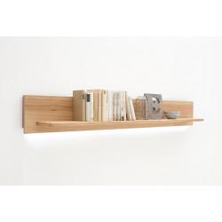 SANTORI von MCA Wandboard 180 cm Asteiche Bianco