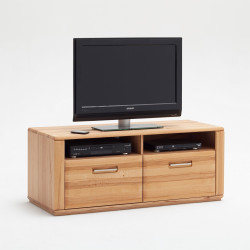 TV-Lowboard Kernbuche teilmassiv Sena von MCA Furniture