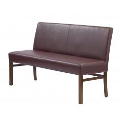 SOPHIE Sitzbank 140 cm in Kunstleder Farbe wählbar