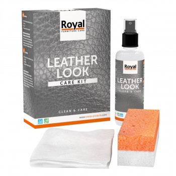 ROYAL Leatherlook Care Kit 1x150ml Kunstlederpflege