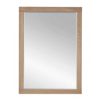 ACHAT Spiegel 65x90 Wildeiche BIANCO massiv