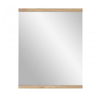 Spiegel 71x88 cm Wildeiche teilmassiv Crusty