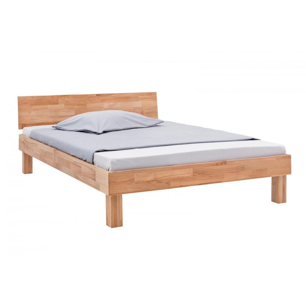 celine doppelbett 200x200 mit bettschublade kernbuche massiv ge lt kaufen m bel shop empinio24. Black Bedroom Furniture Sets. Home Design Ideas