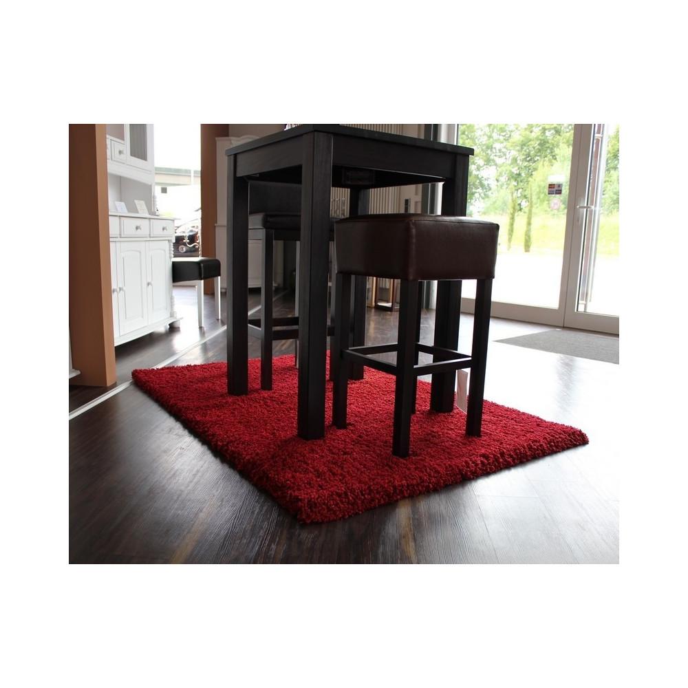 teppich luxus shaggy teppich rot 160x230 cm kaufen m bel shop empinio24. Black Bedroom Furniture Sets. Home Design Ideas
