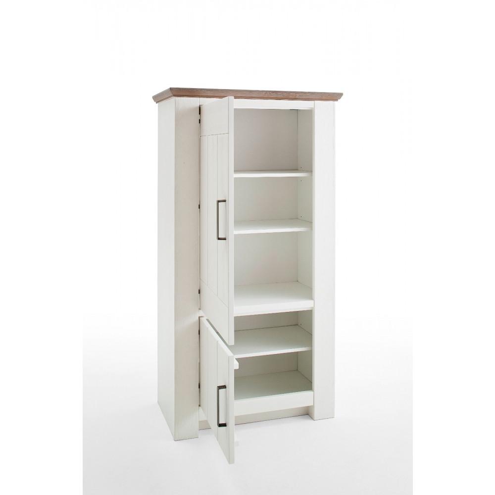 la palma von mca wohnwand nr 11 kiefer wei kaufen m bel shop empinio24. Black Bedroom Furniture Sets. Home Design Ideas