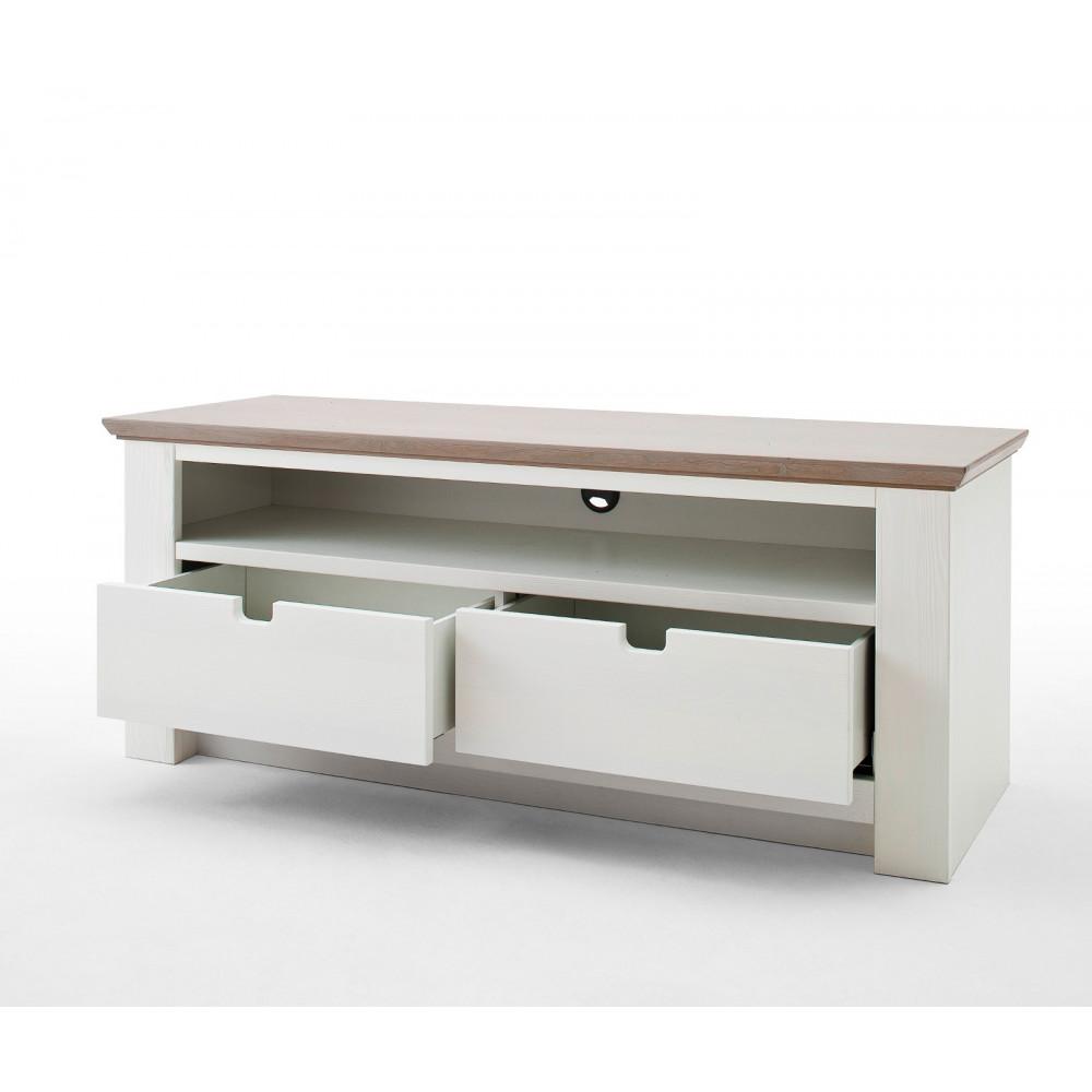 la palma von mca tv lowboard 2 sk kiefer wei kaufen m bel shop empinio24. Black Bedroom Furniture Sets. Home Design Ideas