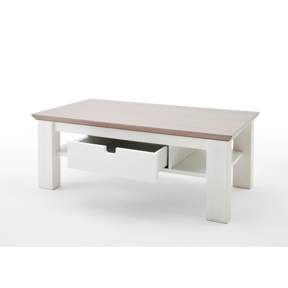 la palma von mca couchtisch 120x65 cm 1 sk kiefer wei kaufen m bel shop empinio24. Black Bedroom Furniture Sets. Home Design Ideas