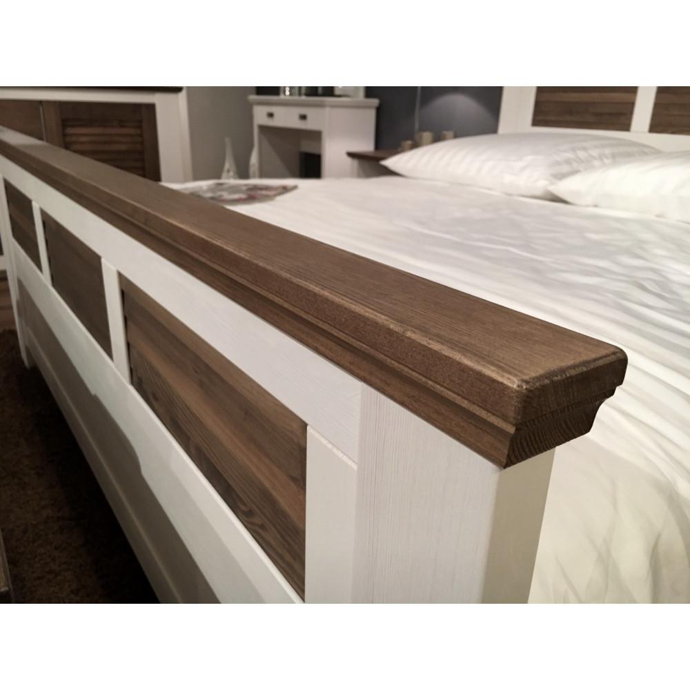 laguna schlafzimmer set mit schrank 4 trg bett 200x200. Black Bedroom Furniture Sets. Home Design Ideas