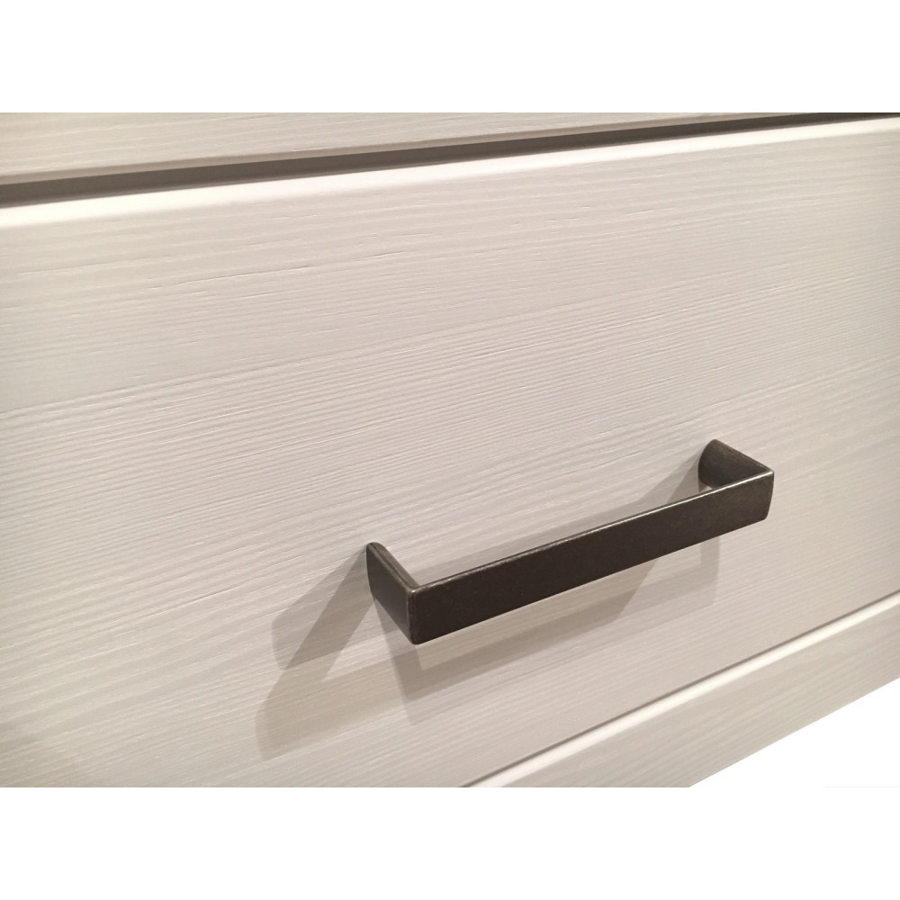 laguna schlafzimmer set mit schrank 5 trg bett 200x200. Black Bedroom Furniture Sets. Home Design Ideas