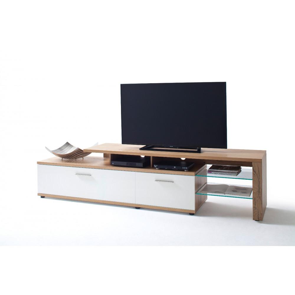 nizza von mca tv lowboard mit anbauelement 240 cm kaufen m bel shop empinio24. Black Bedroom Furniture Sets. Home Design Ideas