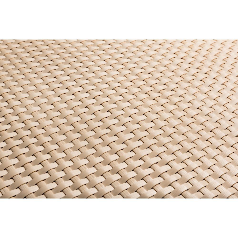 sichtschutzmatte polyrattan 100cm meterware creme kaufen. Black Bedroom Furniture Sets. Home Design Ideas