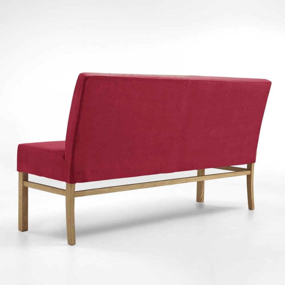 sophie sitzbank 90 cm in microfaser farbe w hlbar kaufen. Black Bedroom Furniture Sets. Home Design Ideas
