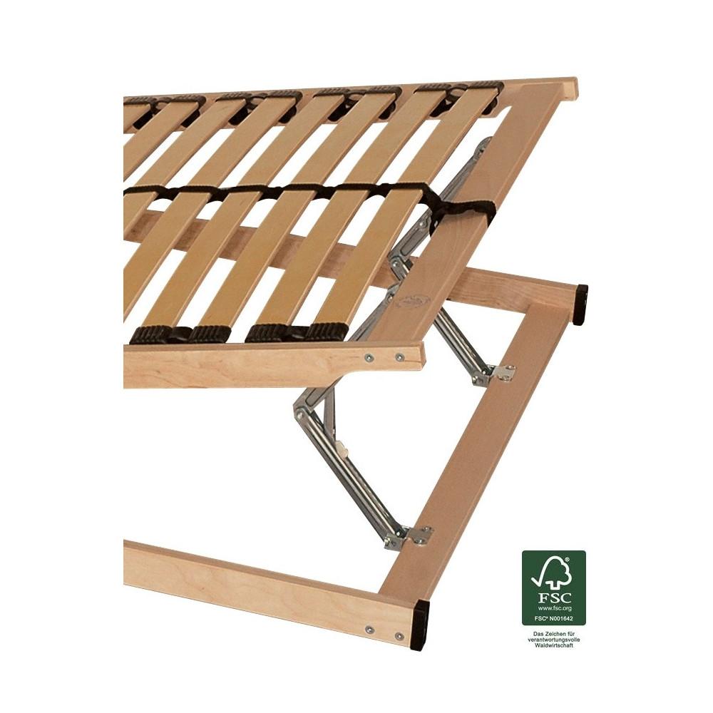 Soltau Lattenrost 90x200 Kf Verstellbar Kaufen Möbel Shop Empinio24