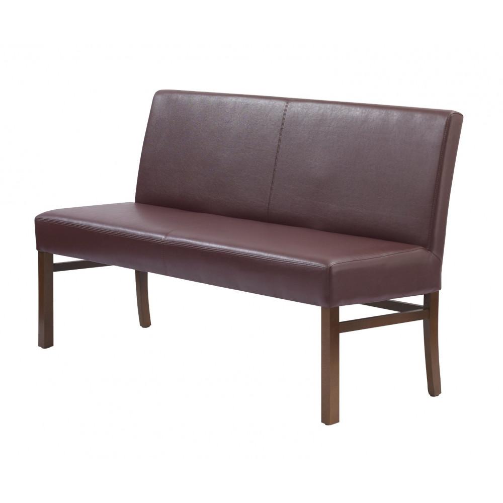 sophie sitzbank 90 cm in kunstleder farbe w hlbar kaufen. Black Bedroom Furniture Sets. Home Design Ideas